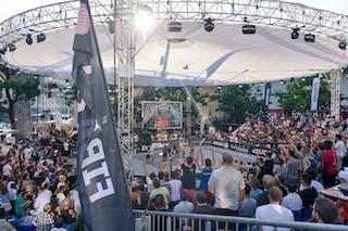 Fans , 2015 WT Lausanne, 29 August 2015