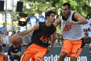 #3 Aachan (Germany) 2013 FIBA 3x3 World Tour Masters in Lausanne