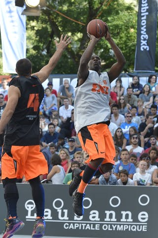 #6 The Hague (Netherlands) 2013 FIBA 3x3 World Tour Masters in Lausanne