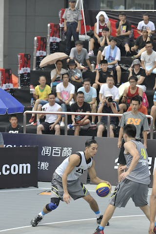 #4 Ochiai Tomoya, Team Yokohama, 2014 World Tour Beijing, 3x3game, 03 August, Day 2.