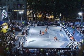 Saskatoon v Gdansk, 2016 WT Prague, Pool, 6 August 2016