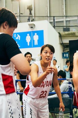 23 Mai Yamamoto (JPN) - Game6_Pool A_Japan U23 vs Romania