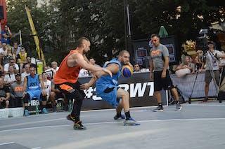 Paris v NoviSad AlWahda, 2015 WT Prague, Last 8, 9 August 2015