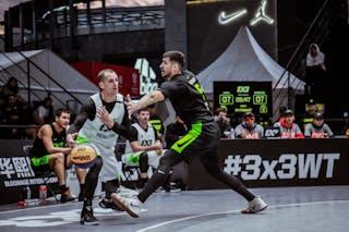 3 Dan Mavraides (USA) - 1 Damon Huffman (USA) - 5 Aleksandar Ratkov (SRB) - 4 Stefan Stojačić (SRB)