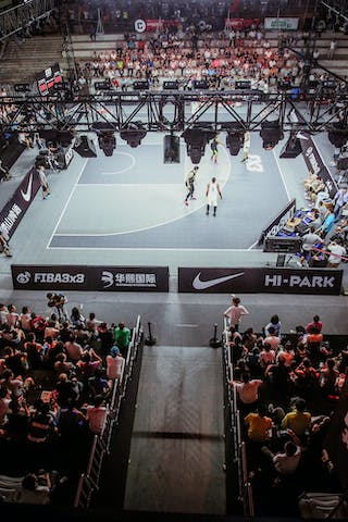 Gdansk v Jinan, 2016 WT Beijing, Pool, 16 September 2016