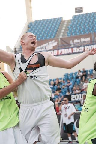 5 Marko Savić (UAE)