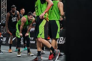 7 Maksim Kovacevic (SRB) - 6 Stefan Kojic (SRB) - 5 Aleksandar Ratkov (SRB) - 3 Mihailo Vasic (SRB)