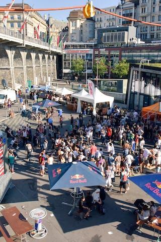 The Dance Battle Dance, 2015 WT Lausanne, 29 August 2015