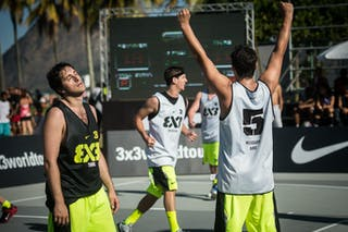#3 Tigre (Argentina) 2013 FIBA 3x3 World Tour Rio de Janeiro