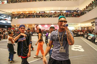 Dance crew, 2014 World Tour Manila, 3x3, 20. July.
