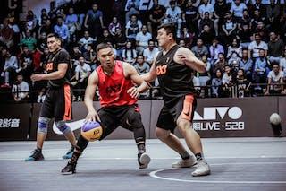 5 Tsenguunbayar Gotov (MGL) - 5 Guanyi Zhang (CHN) - 3 Liu Hang (CHN)