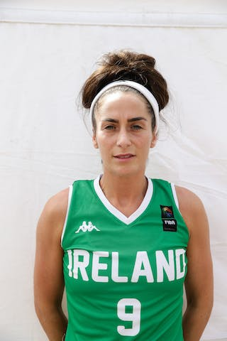 9 Grainne Dwyer (IRL)
