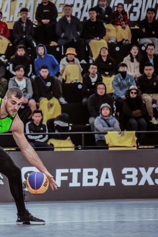 3 Aleksandr Antonikovskii (RUS) - 6 Nikola Vukovic (SRB)