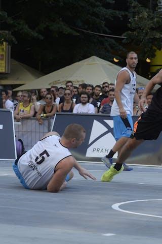 NoviSad AlWahda v Leningrad, 2015 WT Prague, Pool, 8 August 2015