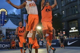 #5 Istanbul (Turkey) Novi Sad (Serbia) 2013 FIBA 3x3 World Tour Masters in Prague