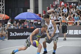 #3 Kabbara Had, Team Beirut, 2014 World Tour Beijing, 3x3game, 03 August, Day 2.