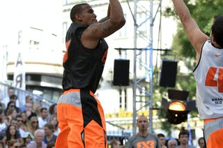 #5 Aachen (Germany) 2013 FIBA 3x3 World Tour Masters in Lausanne