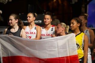 15 Jastina Kosalewicz (POL) - 13 Klaudia Sosnowska (POL) - 7 Agnieszka Szott-hejmej (POL) - 6 Martyna Cebulska (POL)