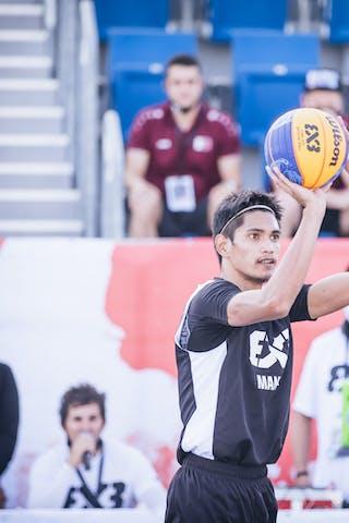 2 Dennis Santos (PHI)