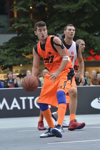 #4 Novi Sad (Serbia) 2013 FIBA 3x3 World Tour Masters in Prague