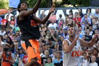 #6 Aachen (Germany) 2013 FIBA 3x3 World Tour Masters in Lausanne