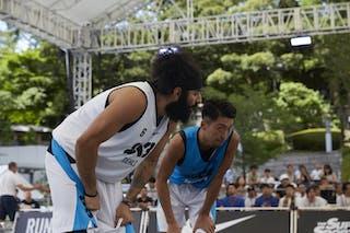 6 Bikramjit Gill (IND) - Pool 1 A 2: Delhi 3BL vs. Okayama