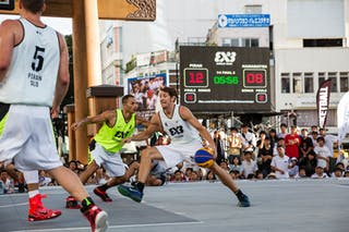 4 Simon Finzgar (SLO) - Piran v Hamamatsu, 2016 WT Utsunomiya, Last 8, 31 July 2016