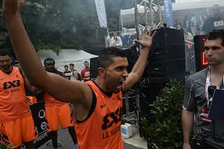 #4 Bousetta Slim, Team La Marsa, FIBA 3x3 World Tour Lausanne 2014, Day 1, 29. August.