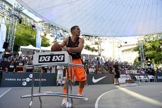 Samsung shootout contest 2013 FIBA 3x3 World Tour Masters in Lausanne