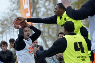 #4 Brezovica (Slovenia) NY Staten (USA)  2013 FIBA 3x3 World Tour final in Istanbul