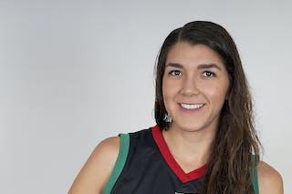 15 Laura Nunez (MEX)