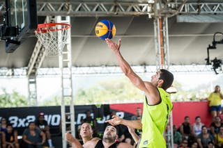 Douglas MOTTA (Brazil)- Team Rio
