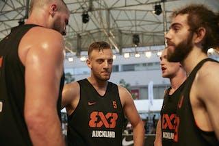 6 Rory Fannon (NZL) - 5 Sherif Hassan (NZL) - 4 Michael Woodbridge (NZL) - 3 Anthony Jones (NZL)