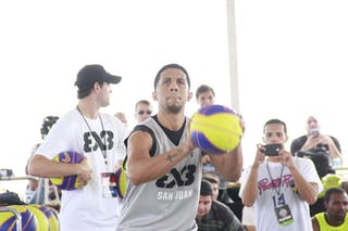 #7 Jorge Matos, Team San Juan, 2014 World Tour Chicago, Shootout Contest, 16 August, Day 2.