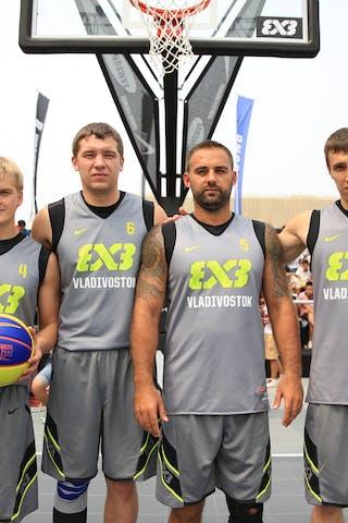 Aleksei SYSOEV (Russia); Sergei TCVETINSKII (Russia); Evgenii MOROZ (Russia); Pavel KAPLIEV (Russia)