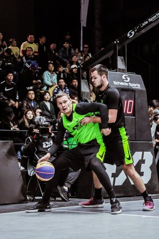 3 Bogdan Dragovic (SRB) - 5 Agnis čavars (LAT) - 3 Nauris Miezis (LAT)