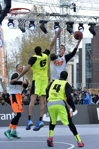 #5 Brezovica (Slovenia) NY Staten (USA) 2013 FIBA 3x3 World Tour final in Istanbul