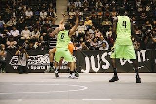 #5 Srebovt Anze, Team Trbovlje, FIBA 3x3 World Tour Final Tokyo 2014, 11-12 October.