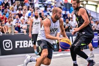 3 Anthony Christophe (FRA) - Maribor v Paris, 2016 WT Lausanne, Pool, 26 August 2016