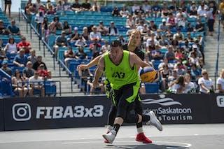 2 Aron Roijé (NED) - 7 Nebojsa Boskovic (SRB)