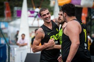 #6 Burger Jordan, Team Santos, FIBA 3x3 World Tour Rio de Janeiro 2014, Day 2, 28. September.