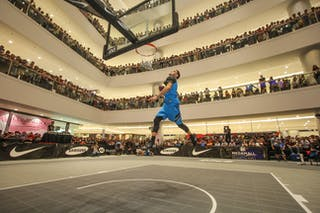 Smart DUnk contest, 2014 World Tour Manila, 3x3, 20. July.