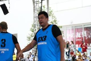 7 Takeshi Hasegawa (JPN) - Qualifying Draw A2
