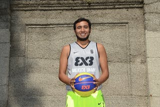 Daniel Guerrero Gastelum. Team Mexico UNAM. 2014 World Tour Chicago.