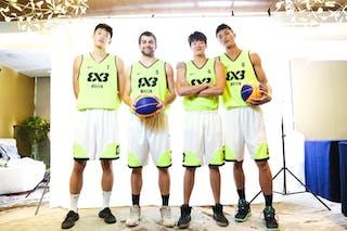 7 Lu Yi Sang (CHN) - 6 Yuan Bo Zhu (CHN) - 5 Nikola Pesic (CHN) - 4 Dongyang Feng (CHN)
