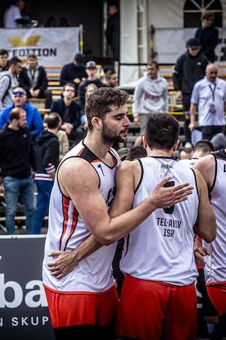 7 Yonatan Levy (ISR) - 5 Shmuel Malcov (ISR) - 6 Roy Paretsky (ISR) - 4 Yahel Melamed (ISR)