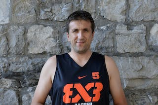 #5 Zagreb (Croatia) 2013 FIBA 3x3 World Tour Masters in Lausanne
