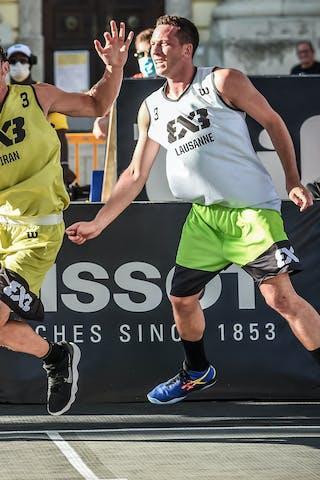 3 Marco Lehmann (SUI) - 3 Simon Finzgar (SLO)