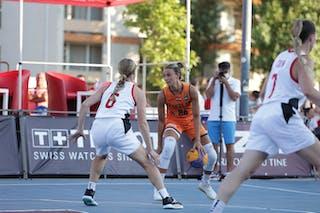 26 Lisanne De Jonge (NED)