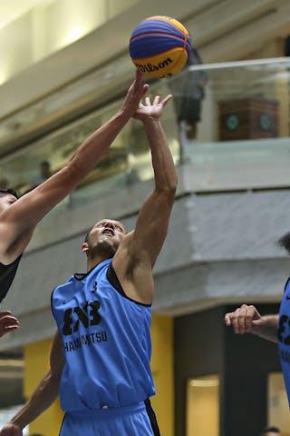 5 Gabriel Reynoso (MEX) - 3 Inderbir Singh Gill (JPN)